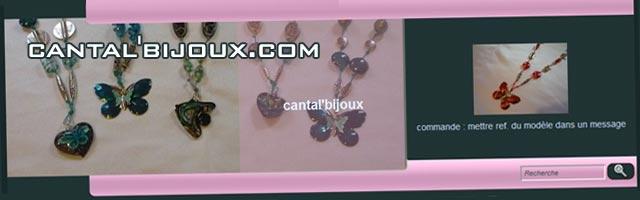 Cantal'Bijoux : Création de bijoux fantaisies