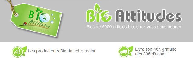Bio Attitudes, boutique de produits bio du Cantal