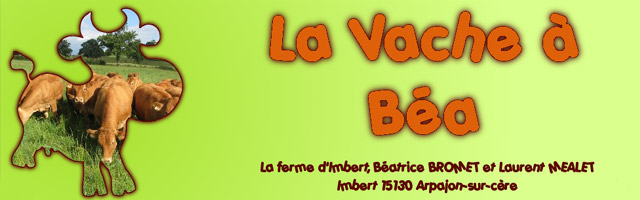 Vache  Ba : Colis viande Limousine