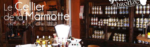 Le Cellier de la Marmotte : Produits issus de la viande de Salers
