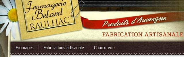 Fromagerie Belard : Fromages du Cantal et d'ailleurs…