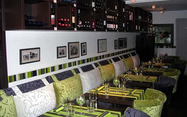 Restaurant à vin Le Champ des Vignes