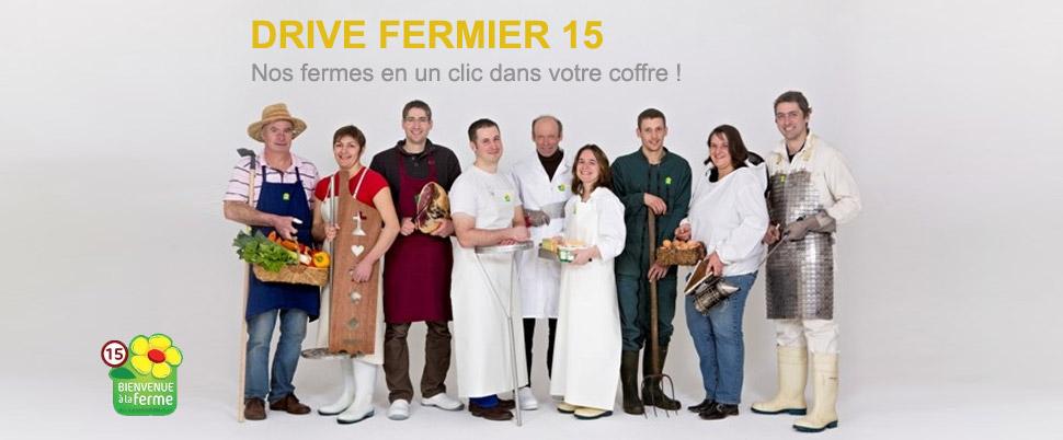 Drive Fermier 15 à Aurillac