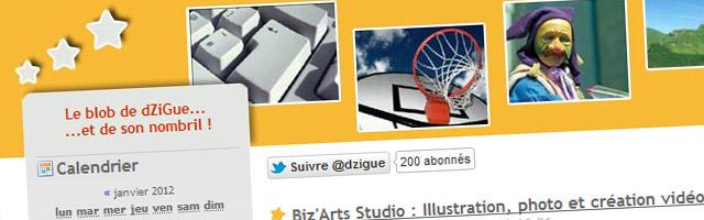 dzigue.com : Actu'blob Cantalien