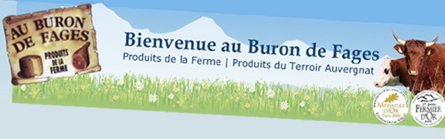 Buron de Fages ferme traditionnelle du Cantal