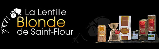 Bon de réduction de 5€ sur Lentille Blonde de St-Flour
