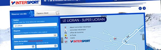 Station du Lioran : Louer vos skis en ligne