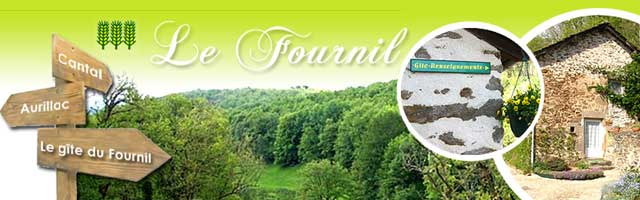 Gîte du Cantal : Le Fournil