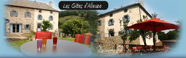 Les gîtes d'Alleuze – Location de vacances dans le Cantal