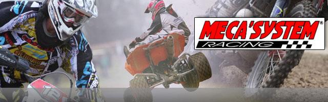 Meca'System : Accessoires et de pièces pour motos