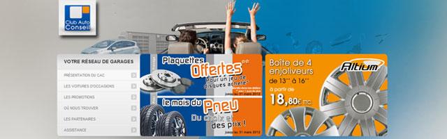 Accessoires auto pour entretenir, protéger et réparer sa voiture
