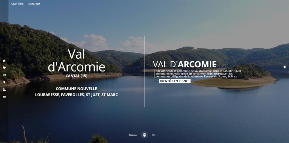 Commune du Val d'Arcomie