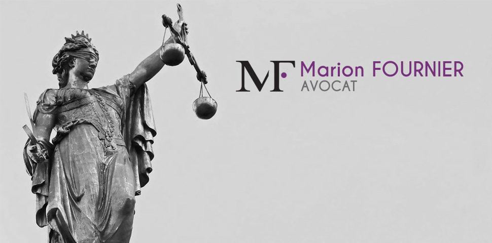 Avocat à Aurillac, Marion FOURNIER défend vos droits et vos intérêts