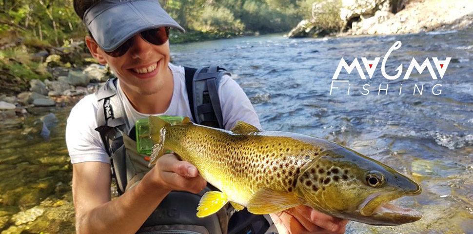 Séjours de pêche à la mouche dans le Cantal